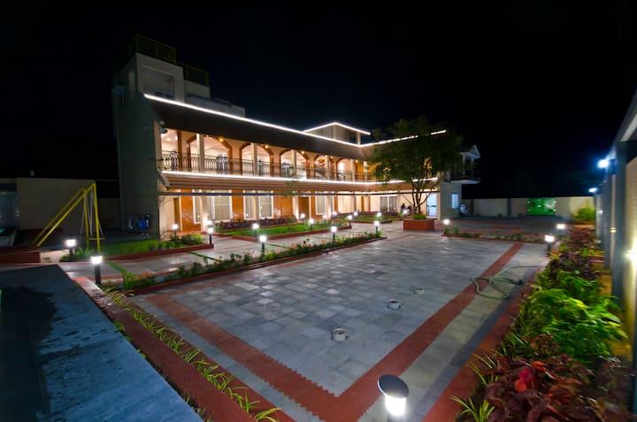 Surabhi Villa, off Airport Road, Bangalore