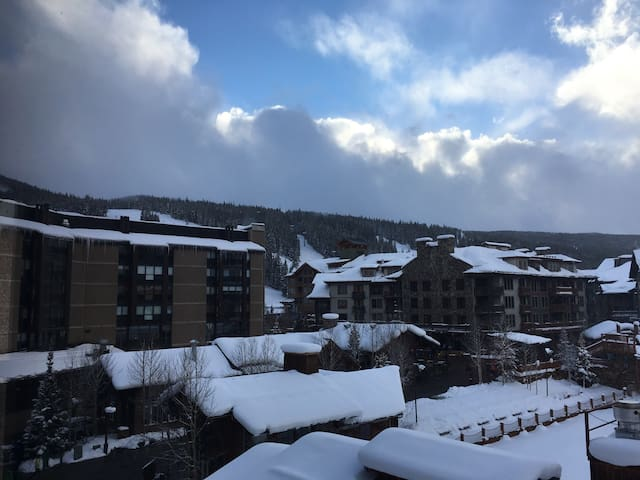 Walk to Lift- Copper Mountain Mountain Studio - Copper Mountain  - Apto. en complejo residencial