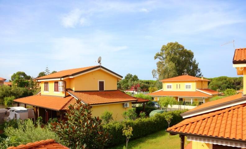 Portoada Park (18A) Villa with direct beach access