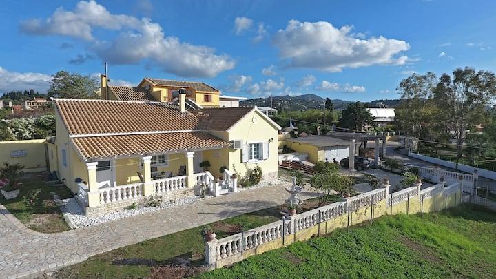 Maria's House Arillas Corfu