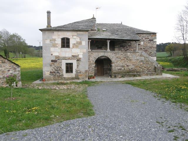CASAdaXUSTIZA_Camiño Norte Interior - Lea - House