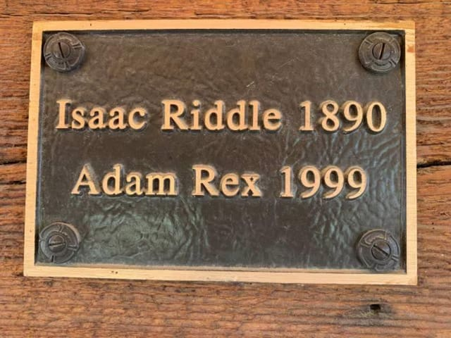 Historic Riddles Roost