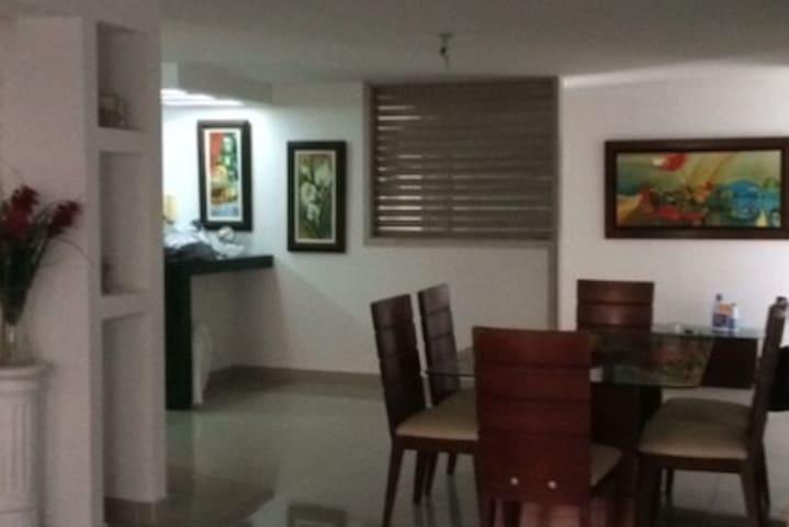 Cartagena, pie de popa habitación comoda - Cartagena - Suite per als hostes