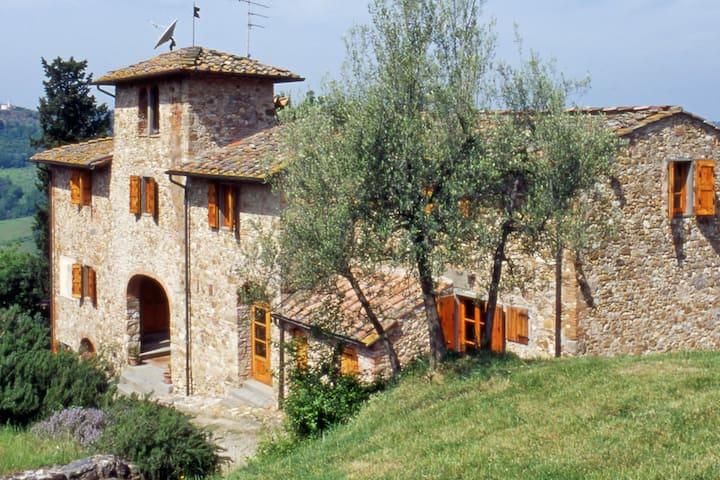 Villa Il Poggio presso Il Castello di Bibbione