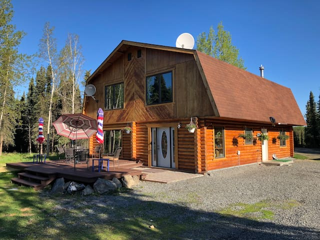 The Best Kenai Peninsula Base Camp