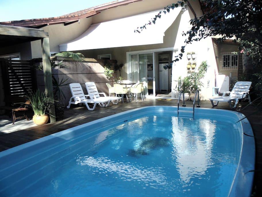 Casa c/ piscina- Lagoa da Conceiu00e7u00e3o - Houses for Rent in Florianu00f3polis, Santa Catarina, Brazil