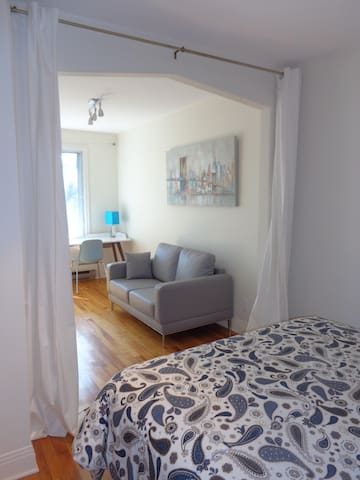 Renovated apartment  (next to Plateau Mont Royal)