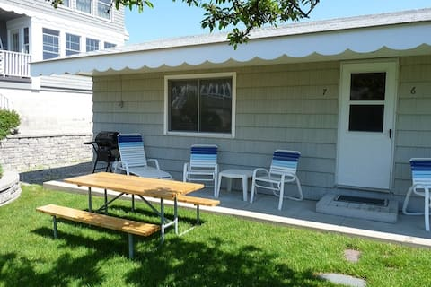 One bedroom at Webhannet by the Sea, Wells, ME