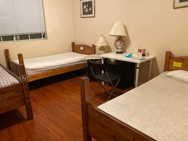 Shared room (Only Female) B