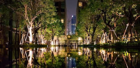 The Urban Oasis of Thonglor