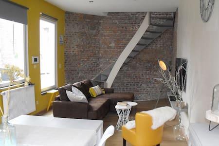 Maison avec garage privé - Liège - 独立屋