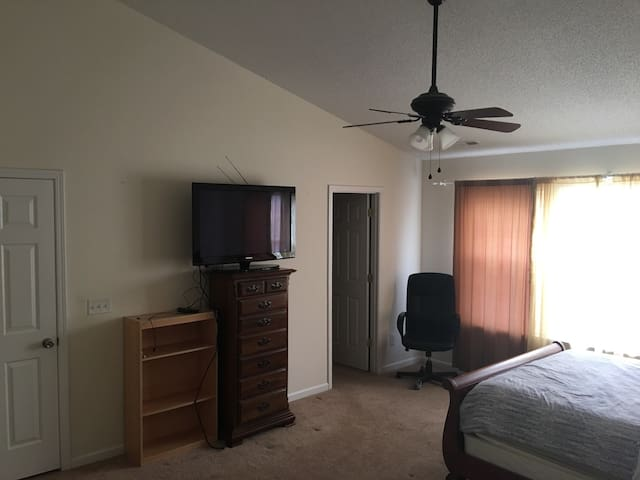 Large Master Bedroom - Raleigh