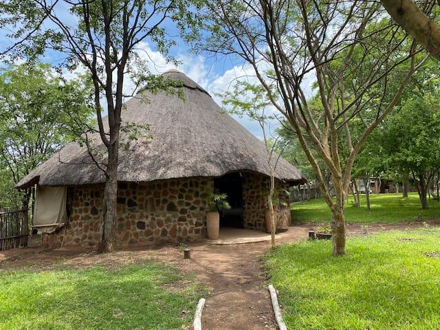 Dimba Lodge (Chalet #3) at Dimbangombe