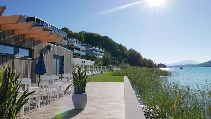 Luxuriöses Appartement am Wörthersee Südufer
