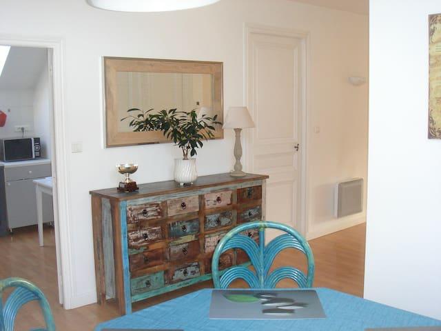 confortable appartement dans région viticole