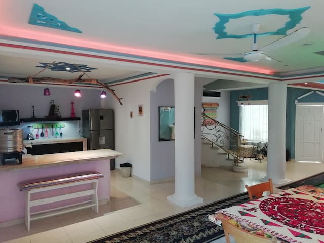 Majestic cozy  house