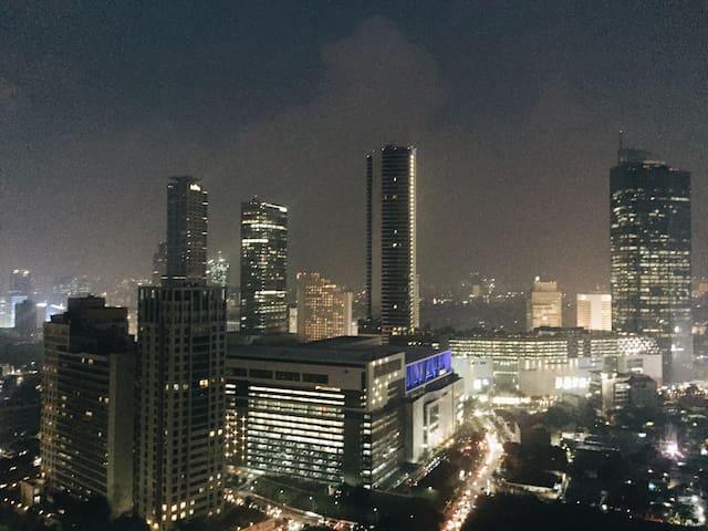 2 bedroom Apart Loc Central JKT - Central Jakarta