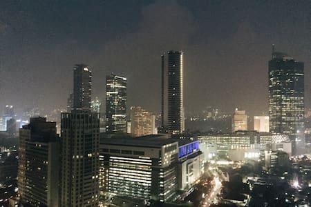 2 bedroom Apart Loc Central JKT - Keski-Jakarta - Huoneisto
