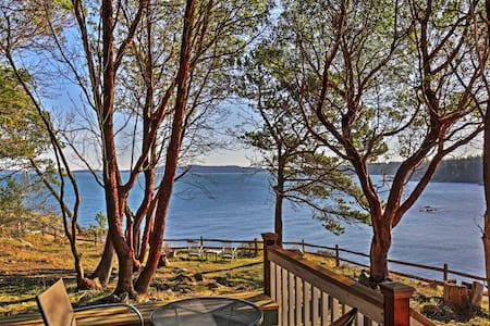 NEW-'Madrona Cove Cottage' Studio in Friday Harbor - Friday Harbor