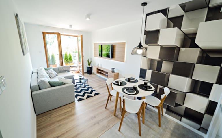 Apartament EverySky Karpacz ul.Ogrodnicza 7/35