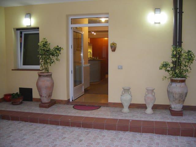 B&B La Ganzaria - San Michele di Ganzaria - Villa