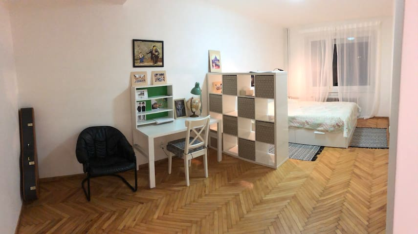 Zariadený samostatný byt v centre mesta Nové Zámky