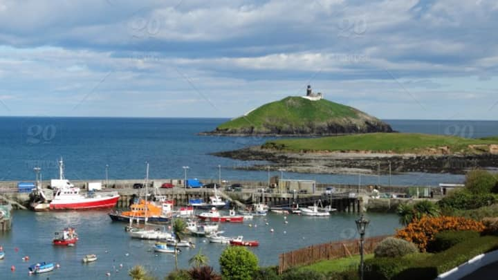 Beautiful fishing village- Ballycotton has it all