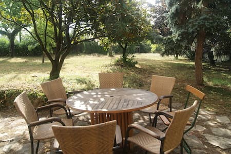 Renovated Farm in the countryside - La Chapelle Villars - House - 1