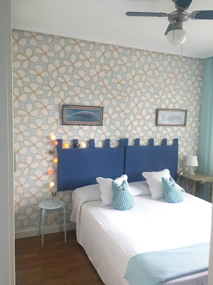 Bonito apartamento en la playa de Berria-Cantabria
