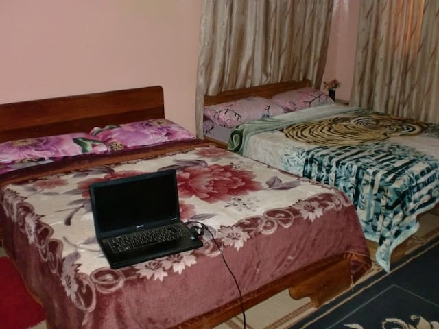 Ker Christiane chambre rose - Dakar - House