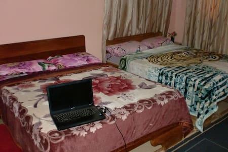Ker Christiane chambre rose - Dakar