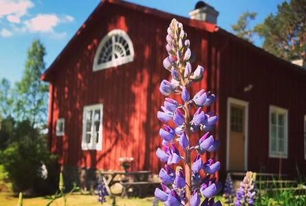 Galtströmsgården - vackert boende i Bruksmiljö