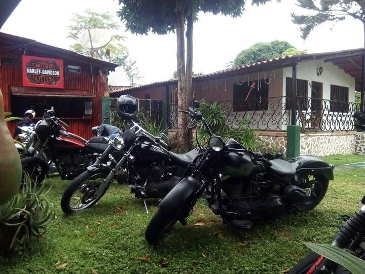 Pacific View Roadhouse. 1er Roadhouse de Panamá