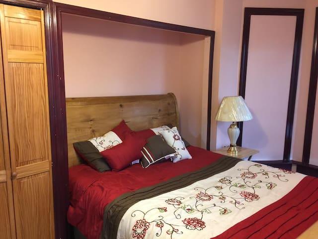 Cozy 1 Bedroom 20 Min To NYC - Newark - Apartemen