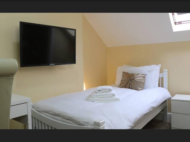 Single room in Bridge Bed and Breakfast