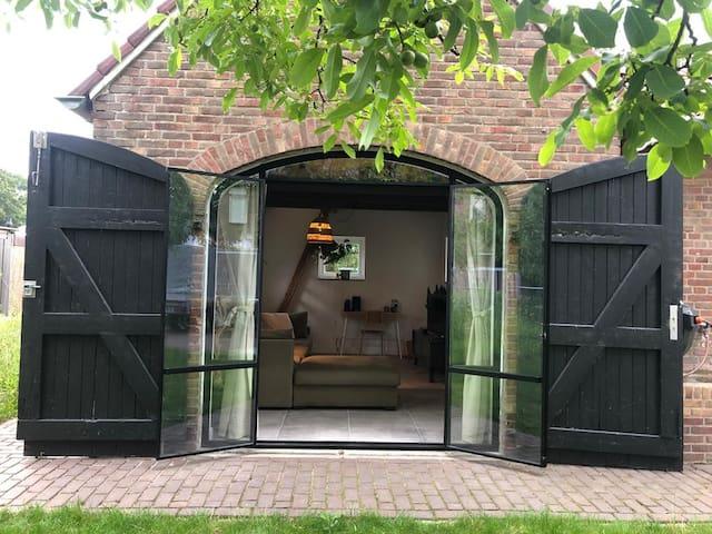 New sleeping loft | own living room |shared shower