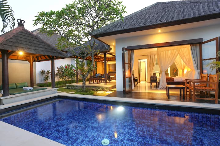 Monthly Deal One Bdroom Private Villa Umalas