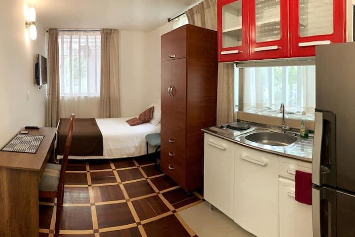 Apartamento Privado, excelente ubicación y WiFi 1