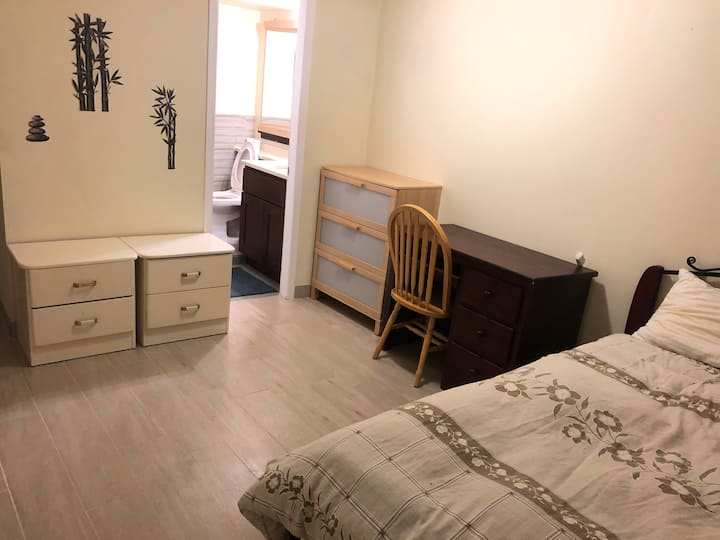 Haidy's House- Bmt room 1(ensuite bathroom)