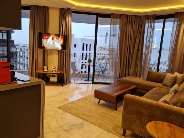 Un Luxueux Appartement Aux coeur de Casablanca