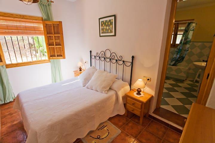 Villa La Solana Rocabella - El Chorro - 別荘