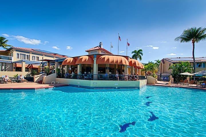 Hawaiian Fun  Phase 1 -  Kona Coast Resort