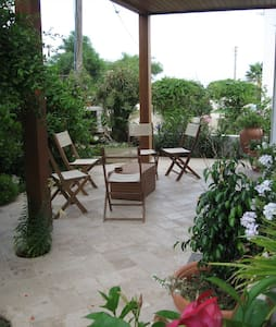 Beach Side Luxury Garden Apartment - Bodrum, - 公寓