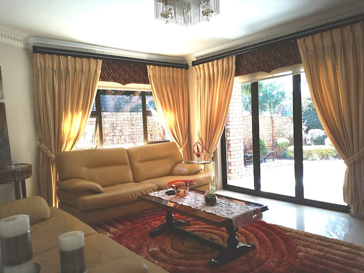The Serene Room in Centurion