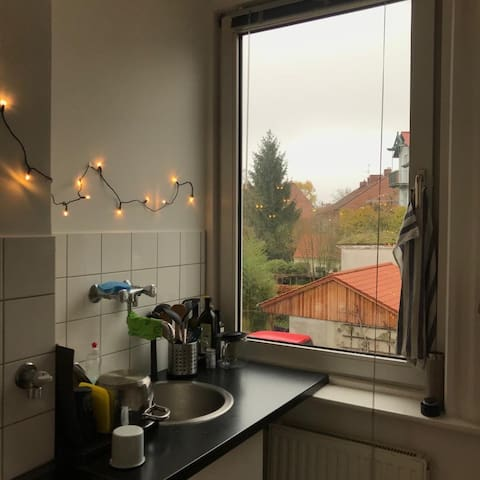 Cosy and friendly two room-apartment