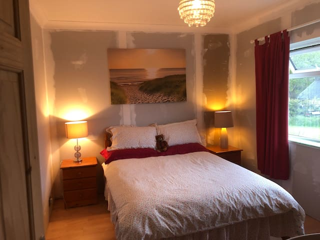 Room in quaint Portrush bungalow Under improvement