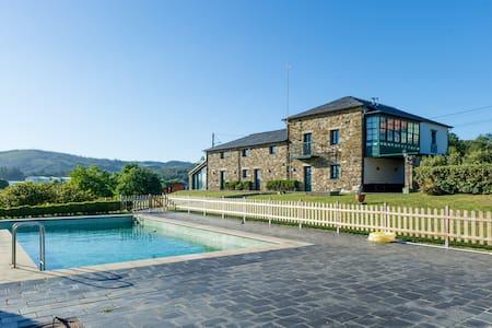 Casa rural con encanto - La Coruña - Σπίτι