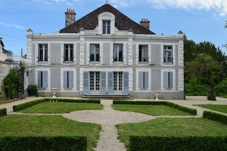 Chambre d'hôte de charme et d'exception - Joigny - ที่พักพร้อมอาหารเช้า