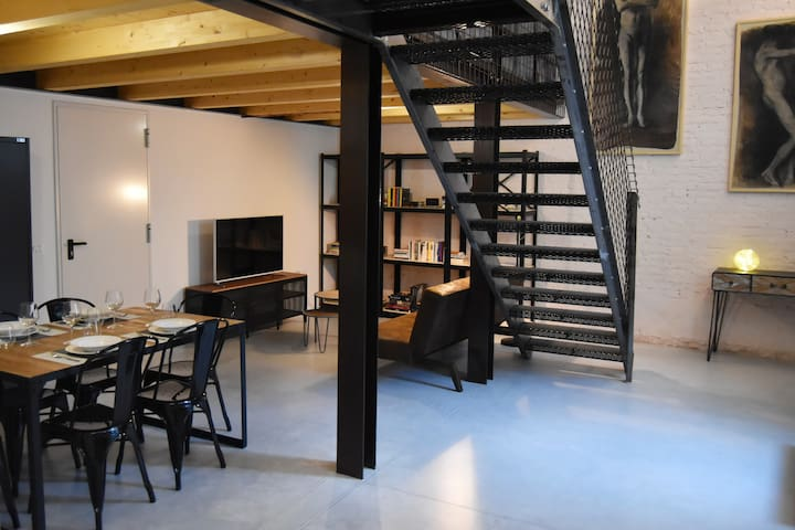 Contemporary Design Loft Padova