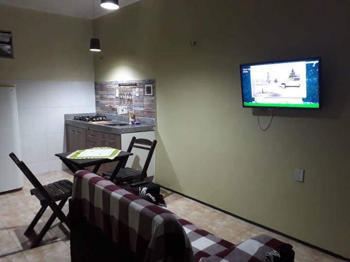 Apartamento mobiliado Messejana-Ce